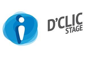 logo de D'clic Stage
